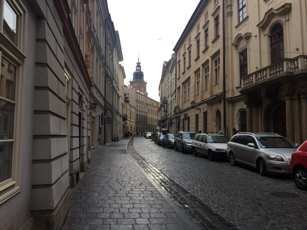 Kraków, utwór jako opowieść