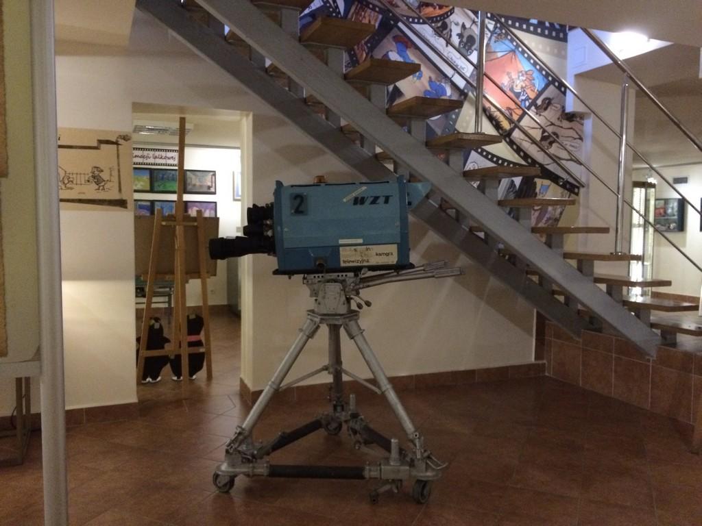 Muzeum Dobranocek, kamera