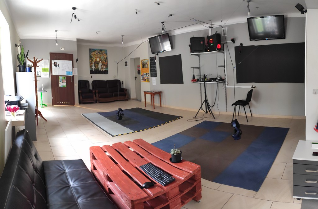 salon VR