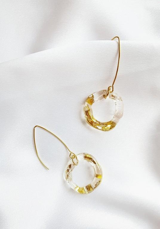 szklana biżuteria