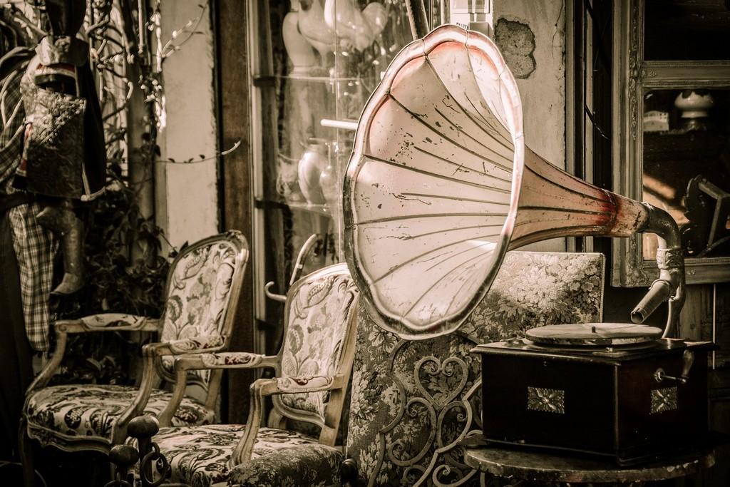 pokolenie wojenne gramofon