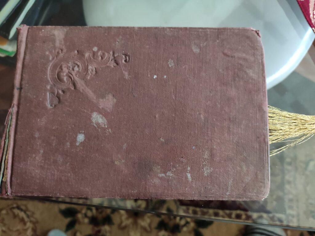 pokolenie wojenne pamiętnik