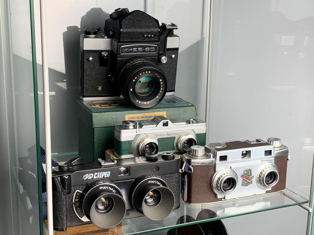aparaty kolekcja