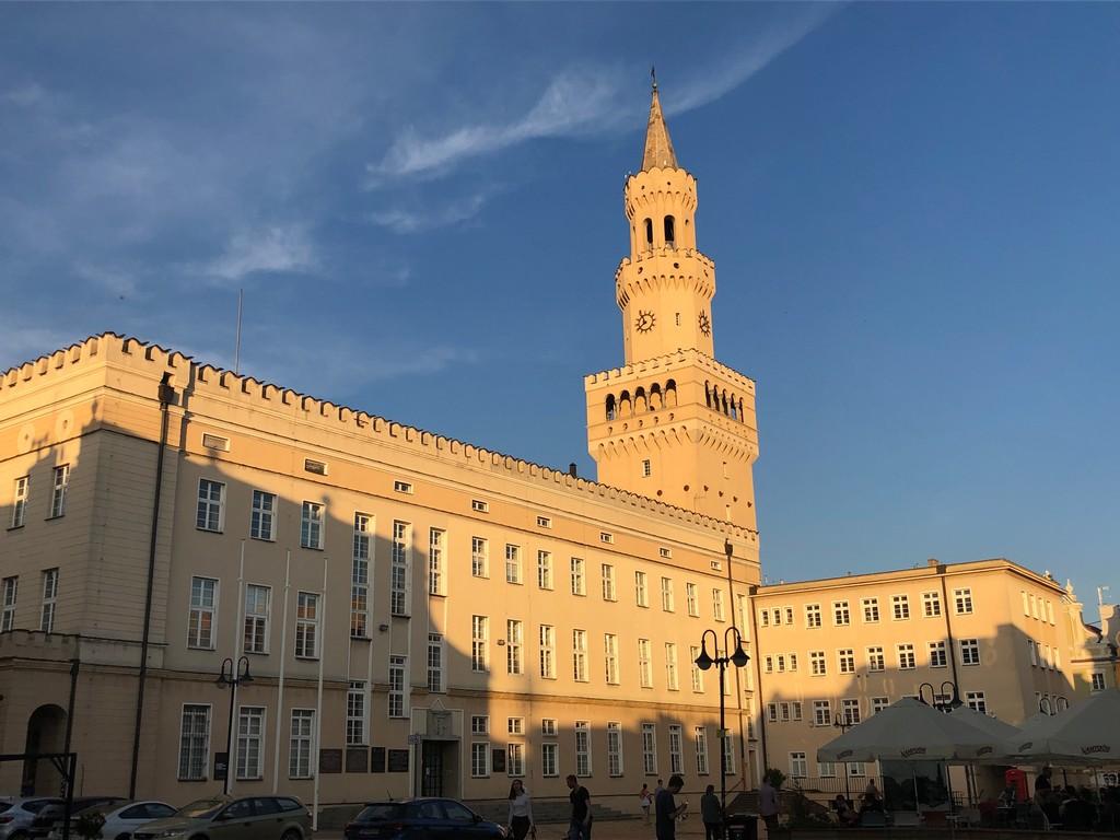 Opole - ratusz